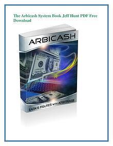 The Arbicash System PDF Free Download