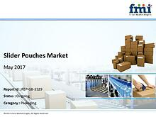 Slider Pouches Market Value Share, Analysis and Segments 2017-2027