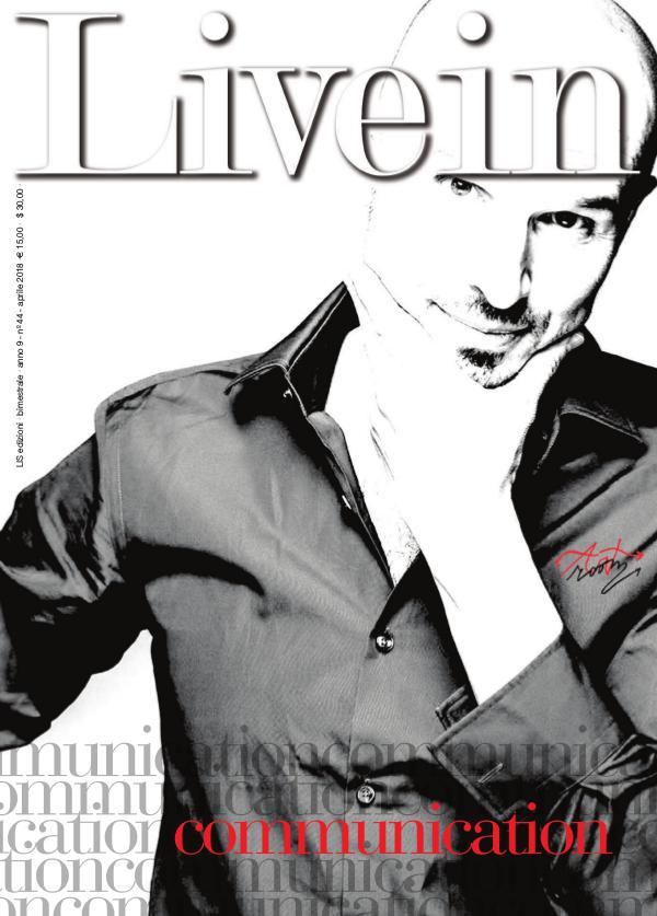 Livein Style Magazine #44 - 02 - 2018