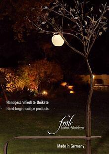 FMB Leuchten und Schmiedeeisen