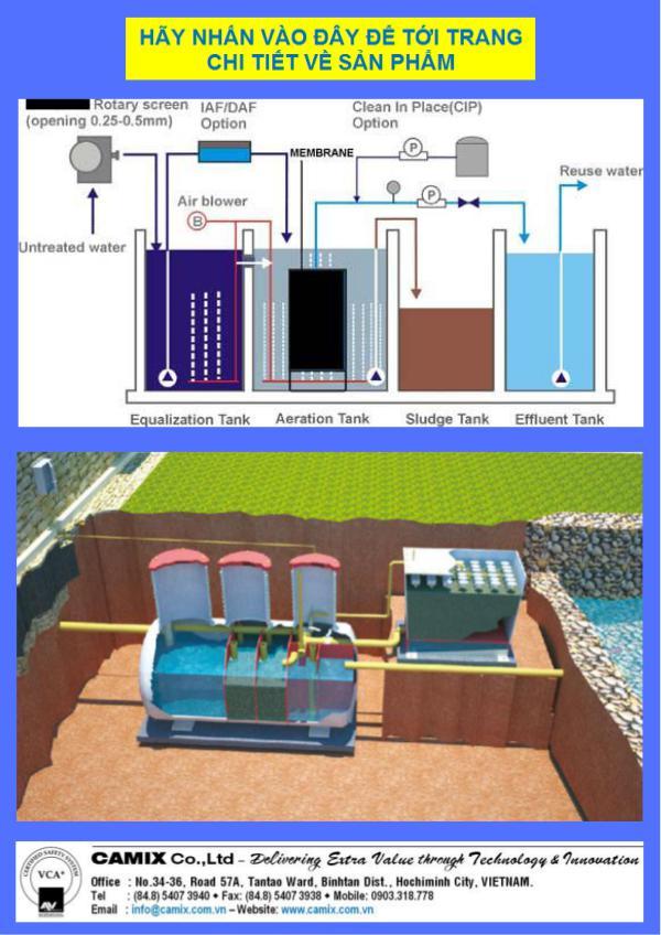 ➐➐➐ Bể xử lý nước thải vật liệu bằng composite 1