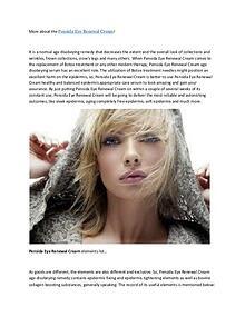 Pensida Eye Renewal http://dietplanusa.com/pensida-eye-renewal-cream/