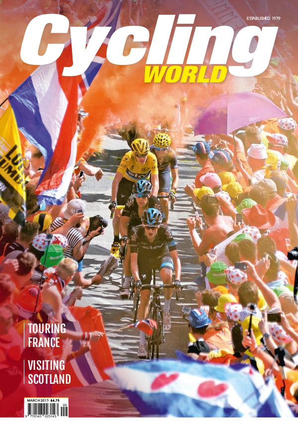 Cycling World Magazine March 2016