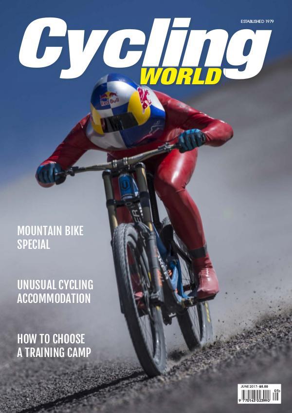 Cycling World Magazine June 2017