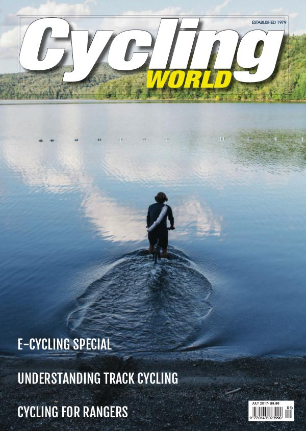 Cycling World Magazine July 2017
