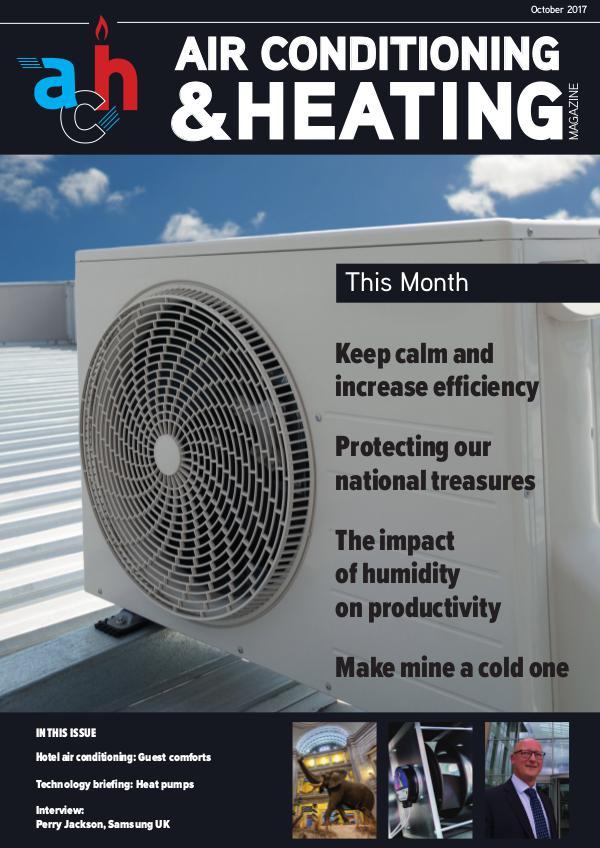 Air conditioning and heating magazine ACH MAGAZINE