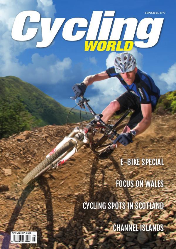 Cycling World Magazine Autumn 2017