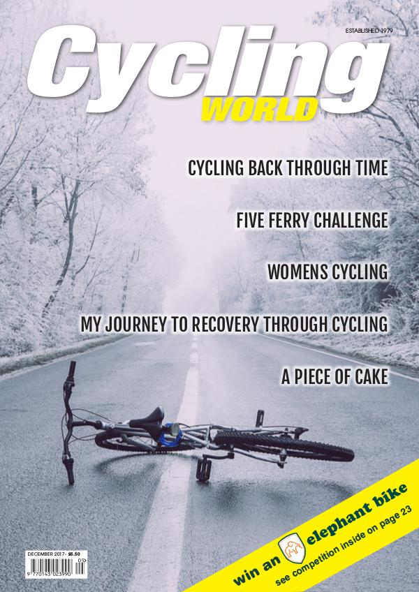 Cycling World Magazine December 2017
