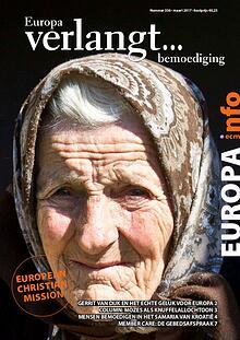 Europa Info 336 - Met handen en voeten