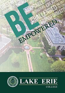 2017-18 Lake Erie College Search Piece