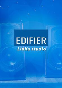 Apresentação Edifier / Linha Studio