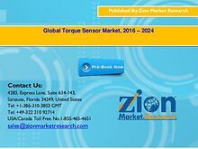 Global Torque Sensor Market, 2016 – 2024