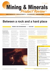 Mining & Minerals Product Review May/Jun 2013 Vol 6 No 3