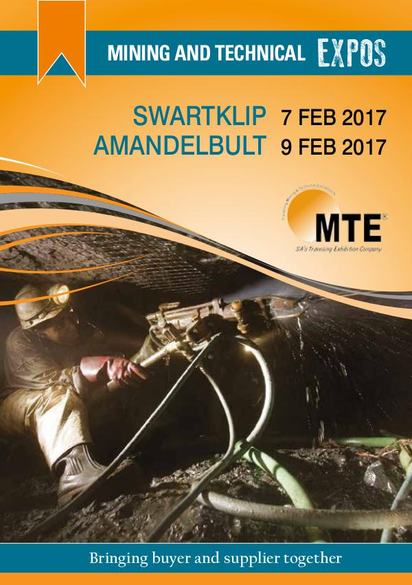 MTE Catalogues Swartklip and Amandelbult 2017