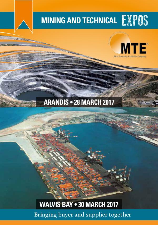 MTE Catalogues Arandis & Walvis Bay 2017