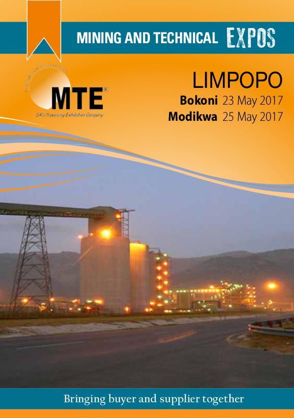 MTE Catalogues Bokoni and Modikwa 2017
