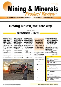 Mining & Minerals Product Review Sep/Oct Vol 6 No 5