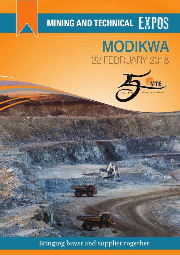 MTE Catalogues Modikwa 2018