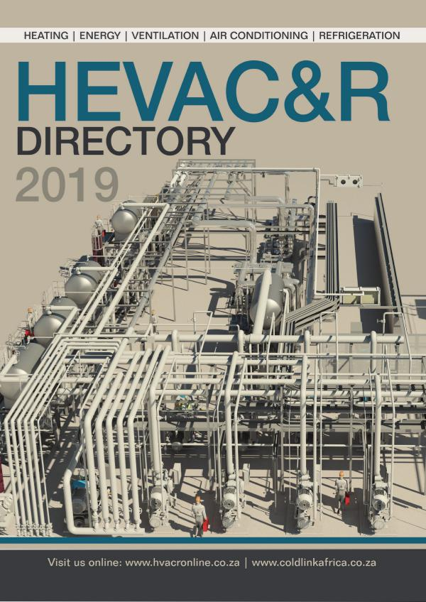RACA Journal HEVACR Directory 2019
