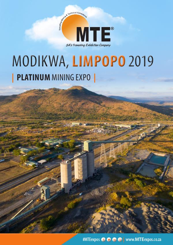 MTE Catalogues MTE Modikwa 2019