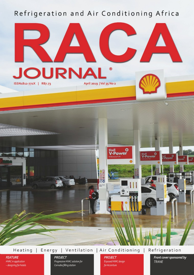RACA Journal April 2019
