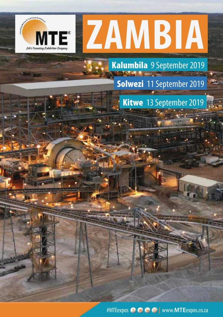 MTE Catalogues MTE Zambia 2019