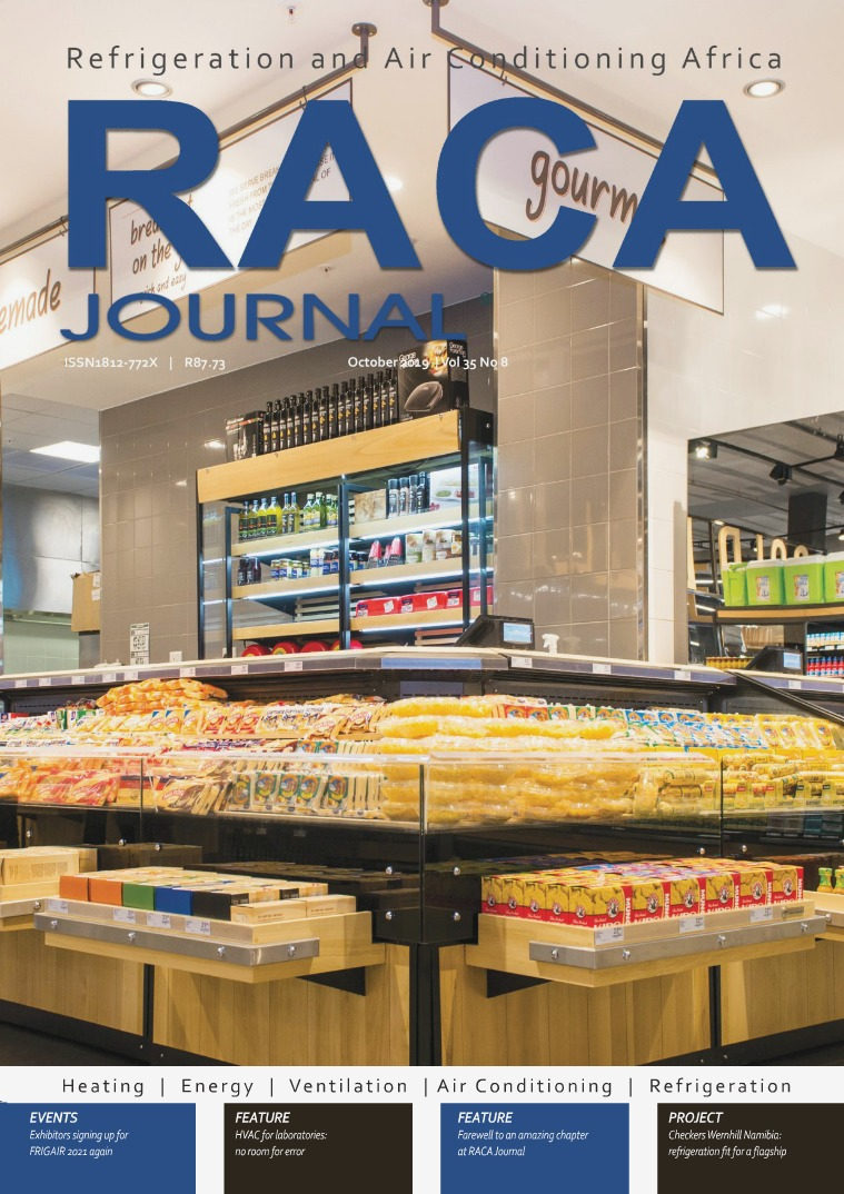RACA Journal October 2019