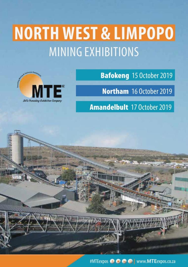 MTE Catalogues MTE Limpopo (Bafokeng, Northam, Amandelbult)2019