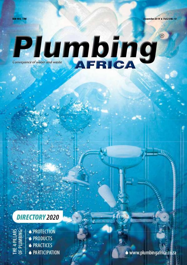 Plumbing Africa Directory 2020
