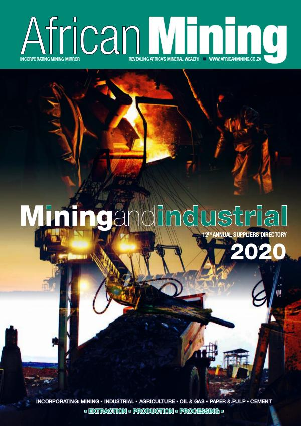 Mining and Industrial annual suppliers directory Directory 2020