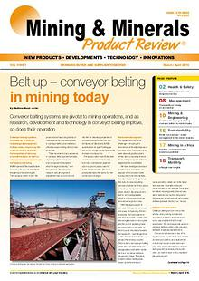 Mining & Minerals Product Review