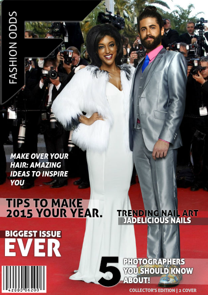Fashion Odds 2015 New Years Issue #2