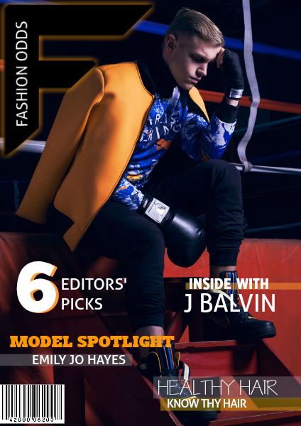 Fashion Odds (Mar 15', Issue 10.)