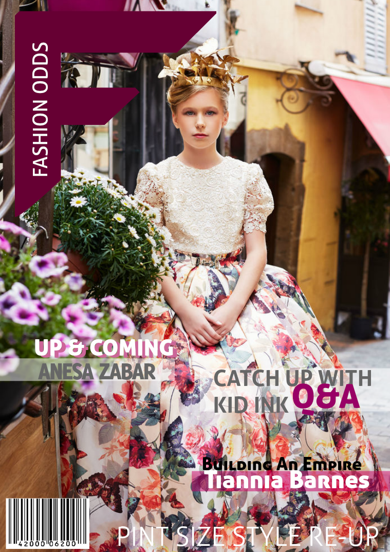 Fashion Odds (September 15', Issue 16.)