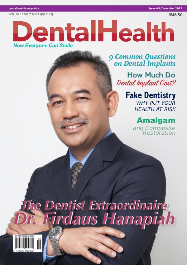 Dental Health Magazine Dental Health Magazine Issue 8