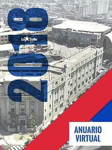 Anuario virtual 2018