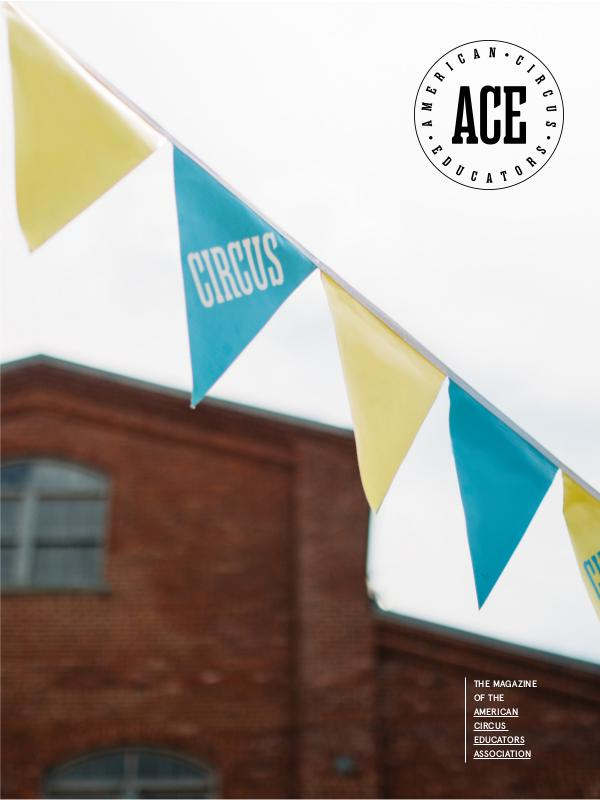 American Circus Educators Magazine Summer/Fall 2018 (Issue 2, Volume 13)