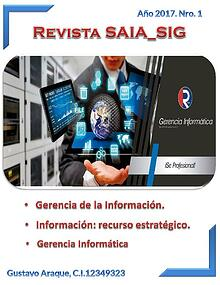 Revista Administración de Sistemas de Información