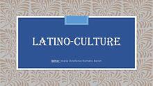 Latinoamérica, países hermanos y culturas parecidas.