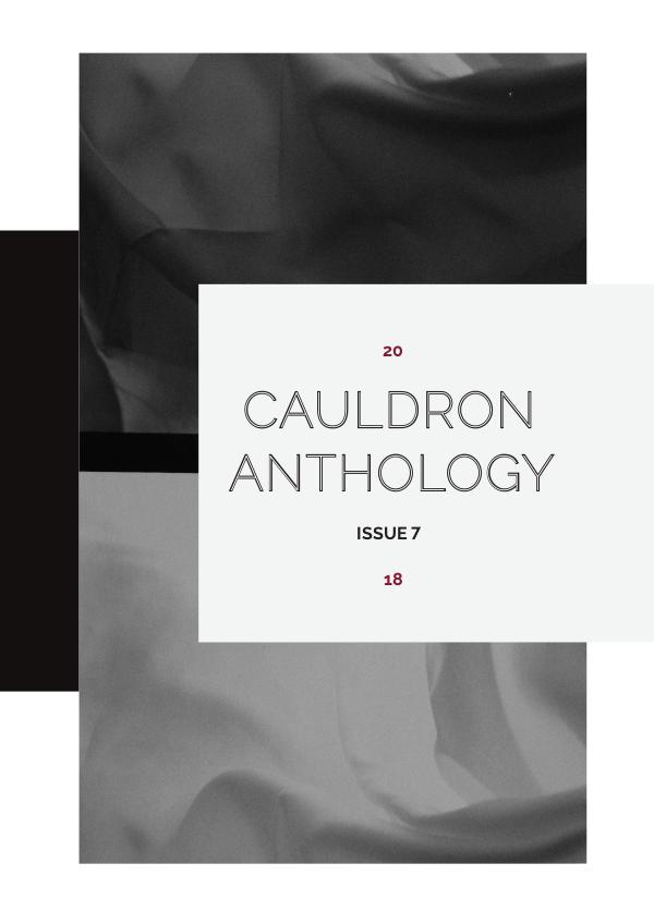 Cauldron Anthology Issue 7 - Time's Up cauldronfinalproof (2)