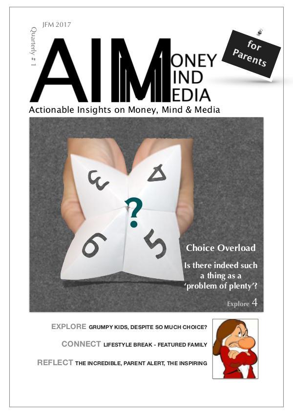AIM #1 JFM 2017