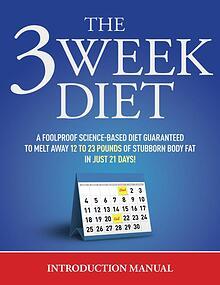 The 3 Week Diet of Brian Flatt