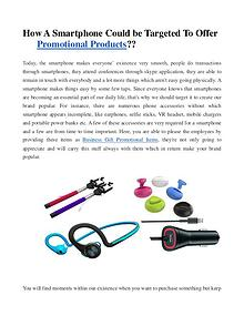 Promotional Products For Employees