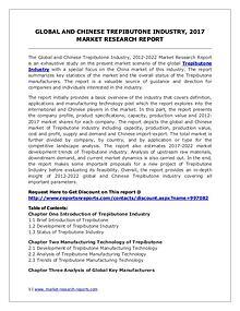 Trepibutone Market 2012-2022 Analysis, Trends and Forecasts