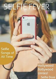 Selfie Fever Magazine