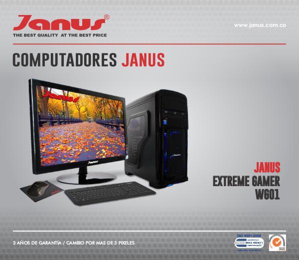 Janus - Catálogo Virtual Janus - Catalogo
