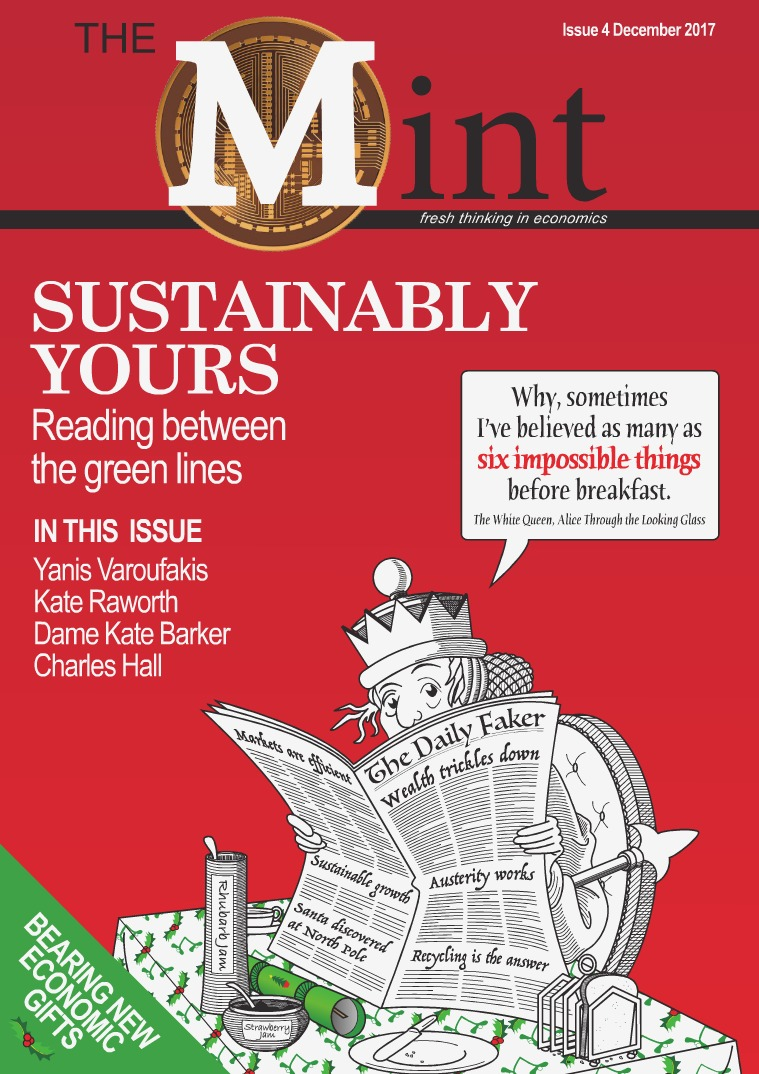 The Mint Magazine for subscribers Issue 4 Winter 2017