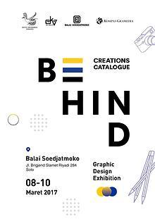 Creations Catalogue - BEHIND
