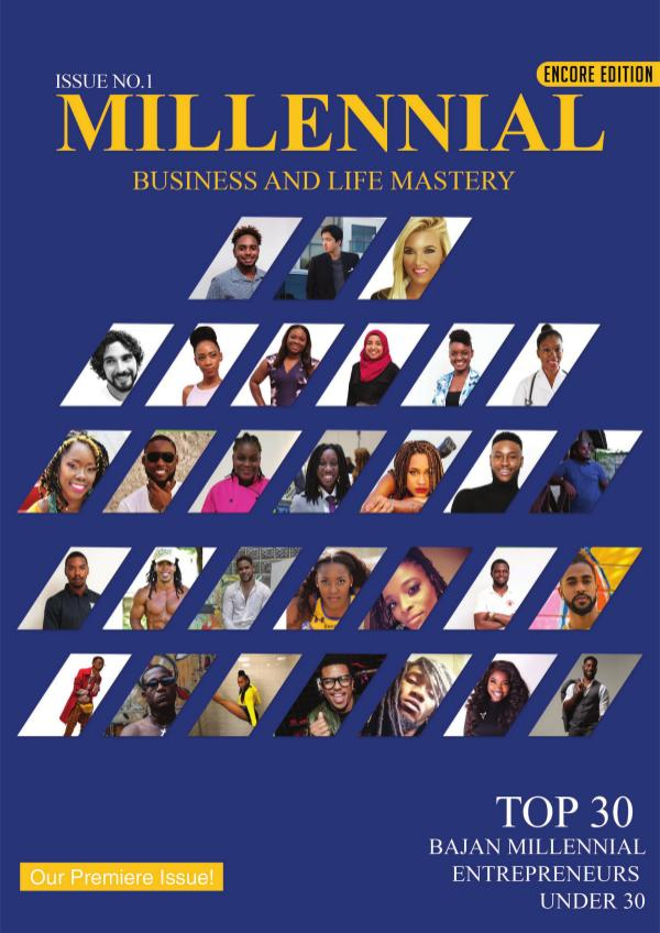 [Encore] Millennial Business and Life Mastery Magazine - Barbados 002 [Encore] Millennial Mastery Business and Life Mast