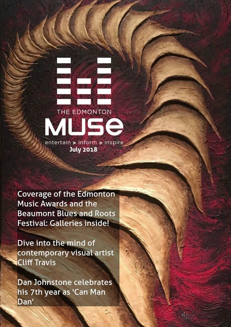 The Edmonton Muse July 2018